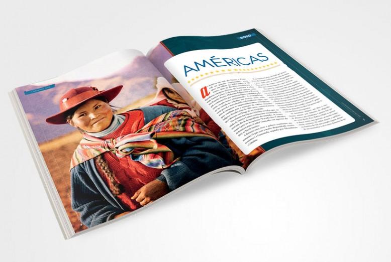 Editorial Design - Magazine JMM