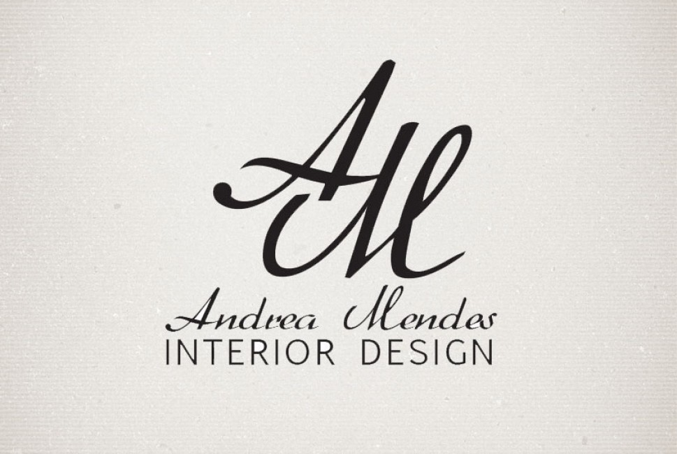 logo am interiors farodesign graphic design and webdesign
