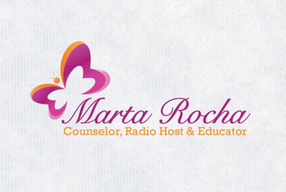 Logo - Marta Rocha