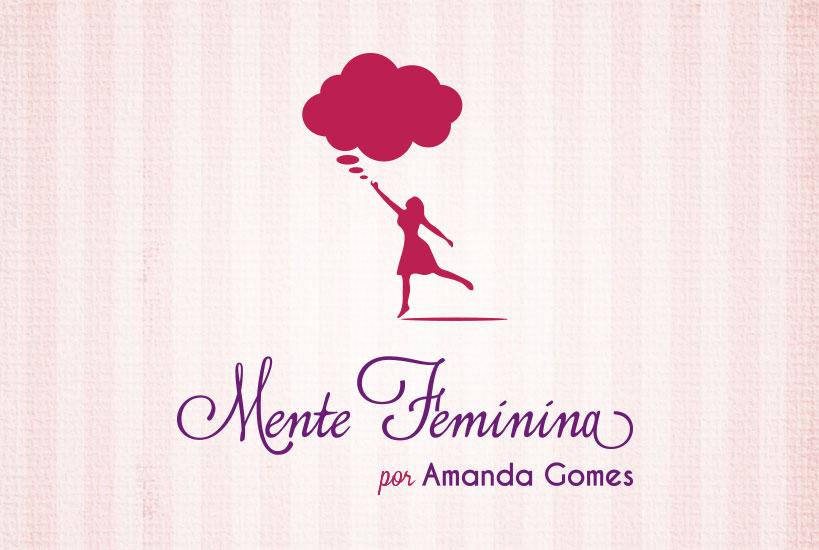 Logo - Mente Feminina