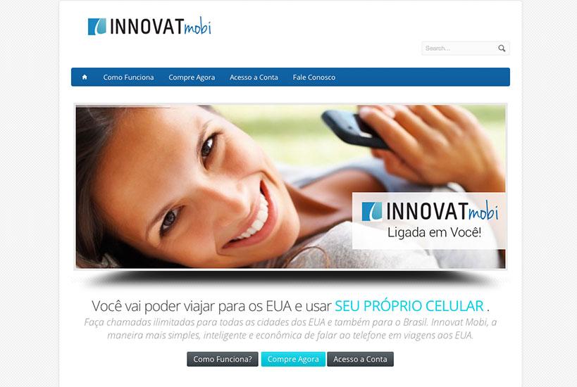 Web Design - Innovati Mobi