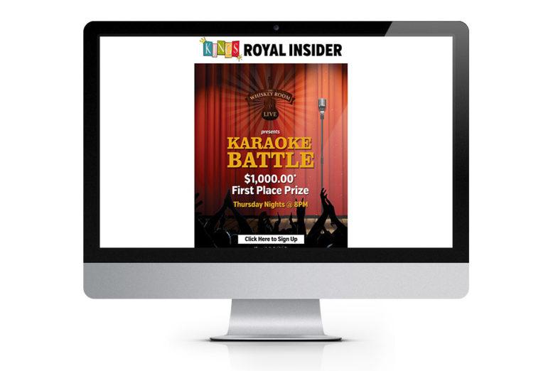 Email Marketing - Kings Bowl America