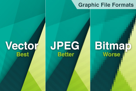 VECTOR VS JPEG AND BITMAP GRAPHICS - FaroDesign - Graphic